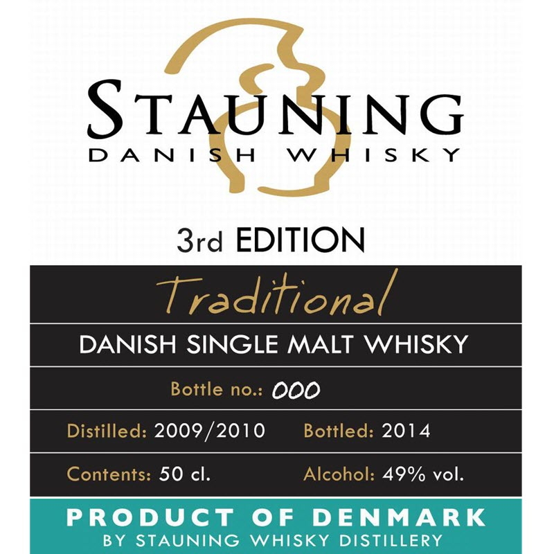 Stauning Traditional 3rd Edition
