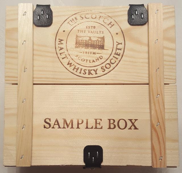 SMWS Sample Box No. 1