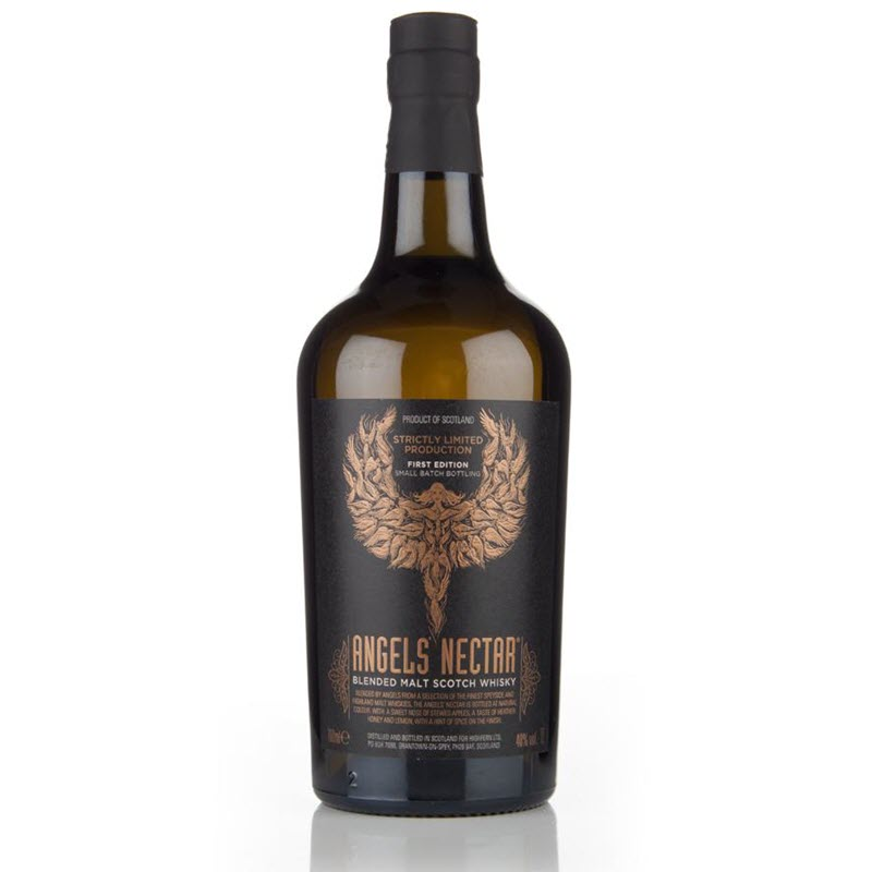 Angels' Nectar Blended Malt - First Edition