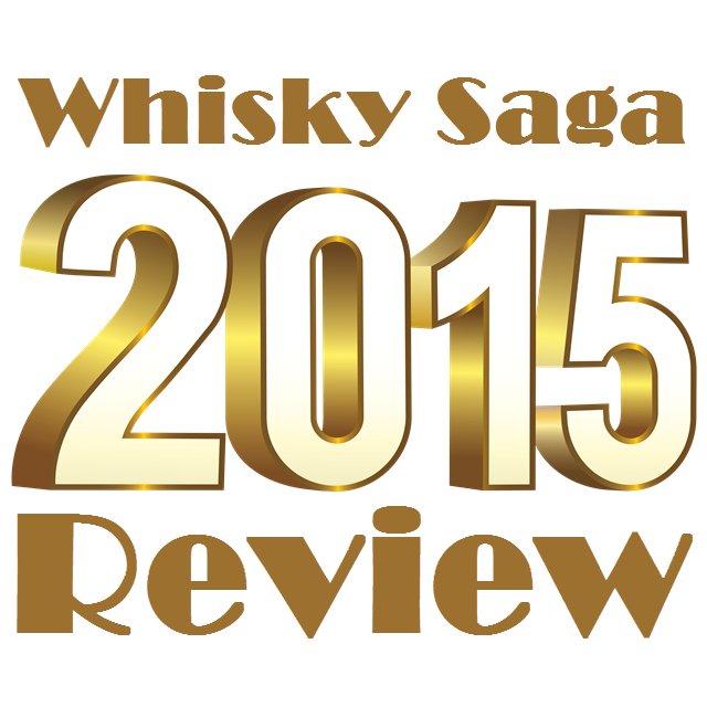 The whisky year 2015 in review