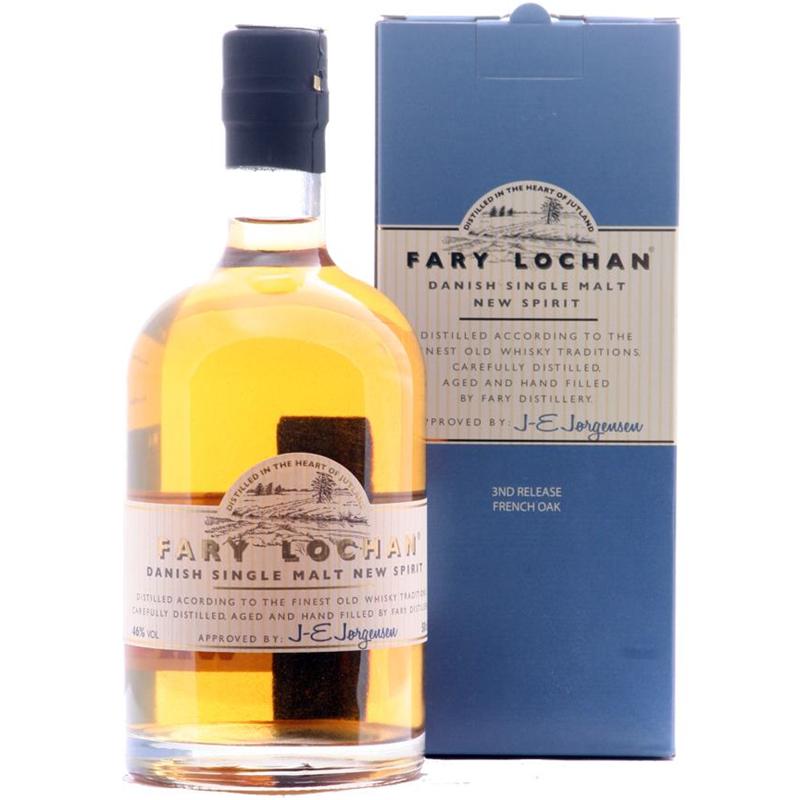 Fary Lochan New Spirit