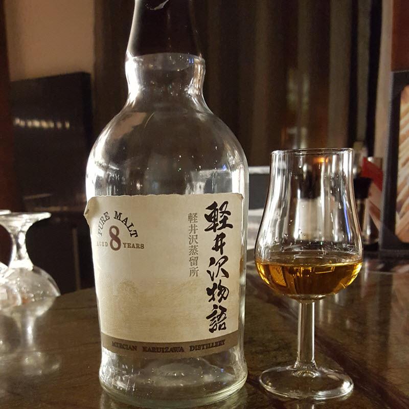Karuizawa 8 YO Pure Malt