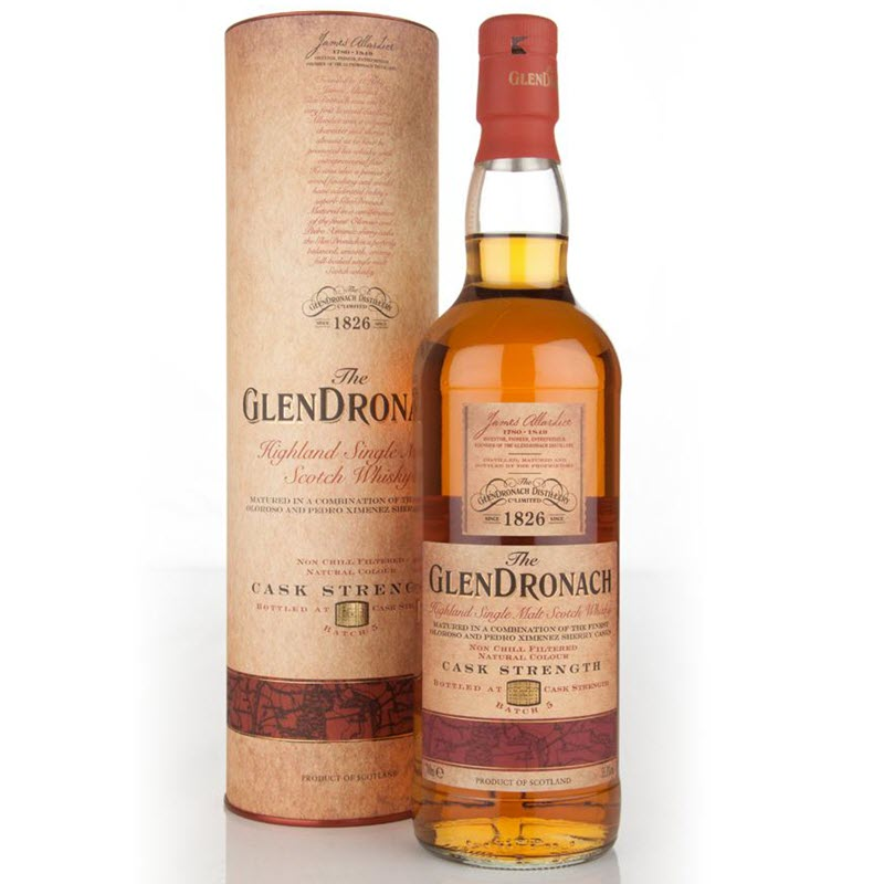 GlenDronach Cask Strength - Batch 5