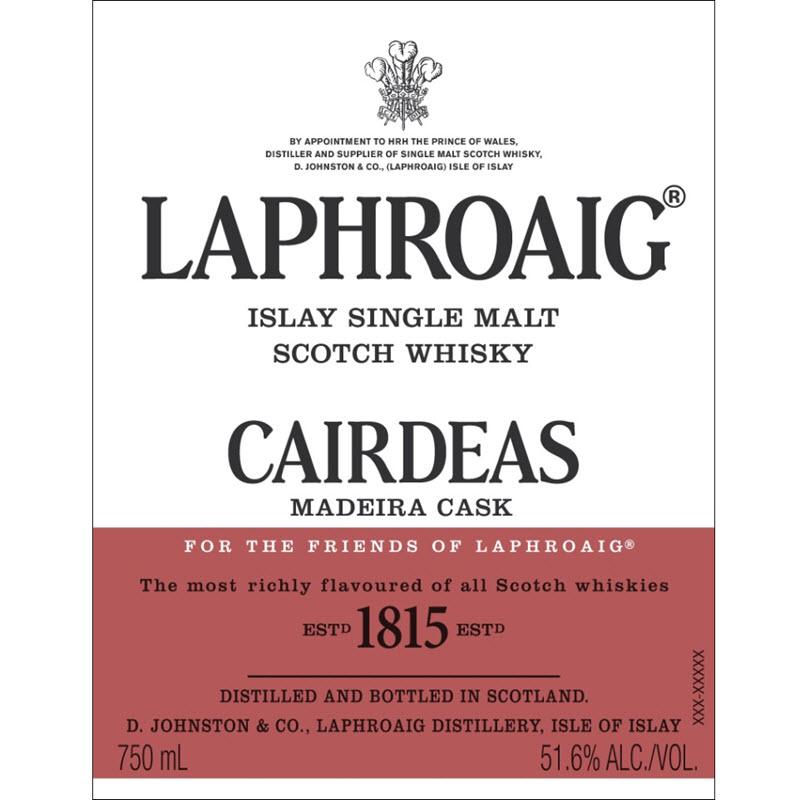 Laphroaig Cairdeas 2016 Madeira Cask