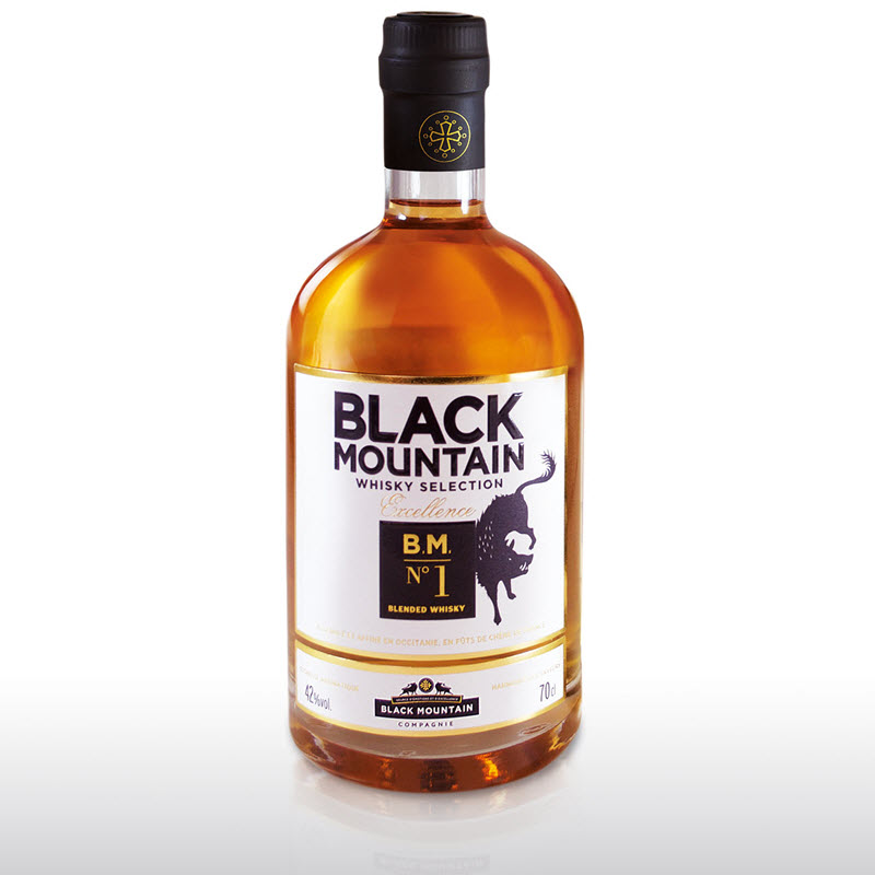 Black Mountain Whisky Sélection BM No. 1
