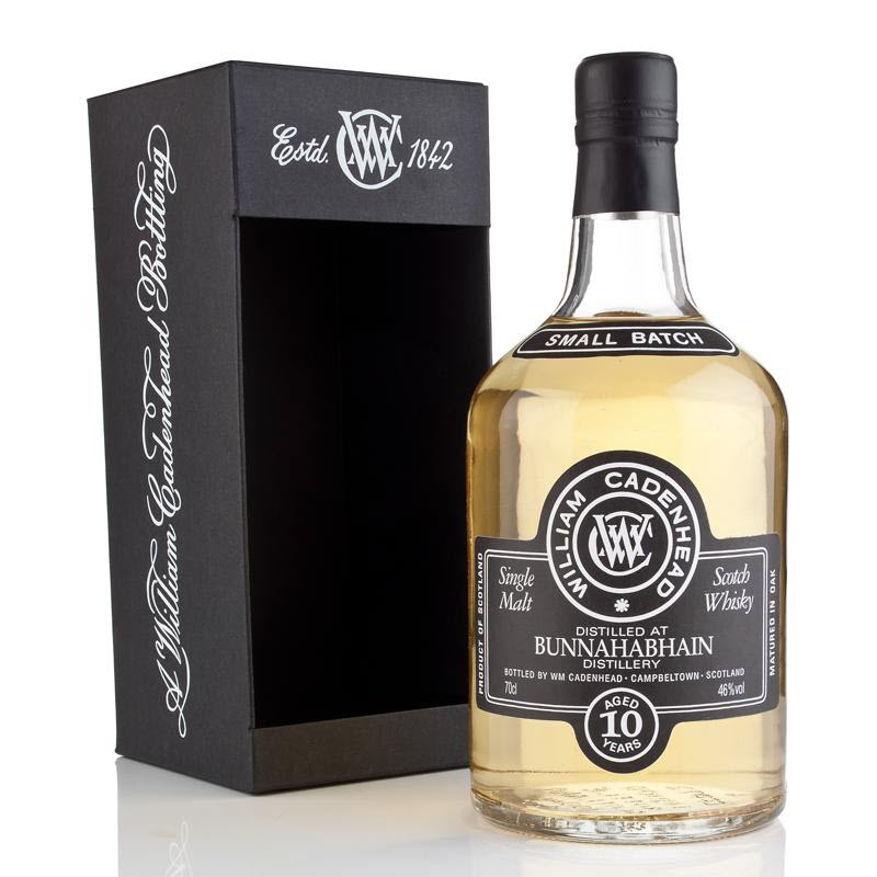 Bunnahabhain 2005 10 YO Small Batch (Cadenhead)