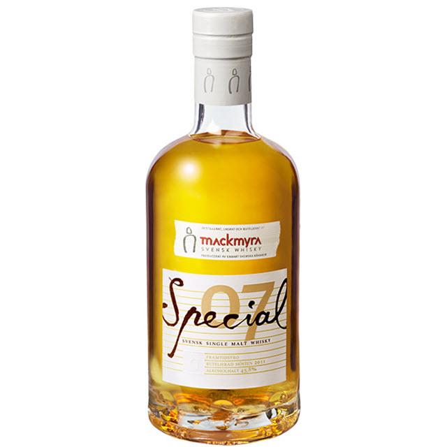 Nordic Whisky #115 - Mackmyra Special 07 Framtidstro