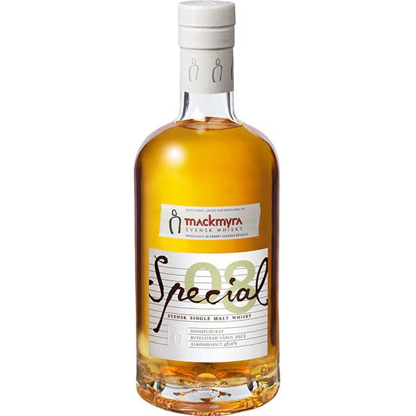 Nordic Whisky #116 - Mackmyra Special 08 Handplockat