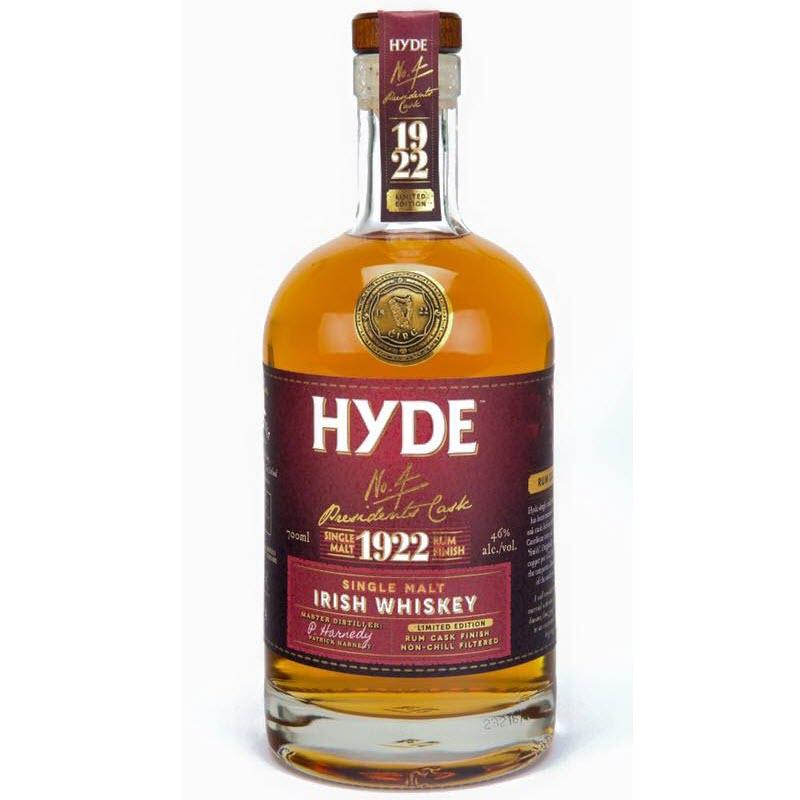 Hyde 6 YO No. 4 President's Cask