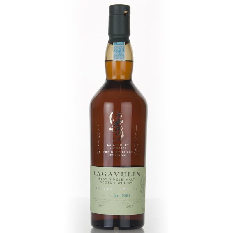 Lagavulin 1999 The Distillers Edition (2015)