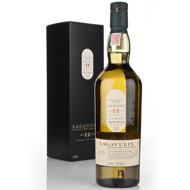 Lagavulin 12 YO (Special Release 2014)