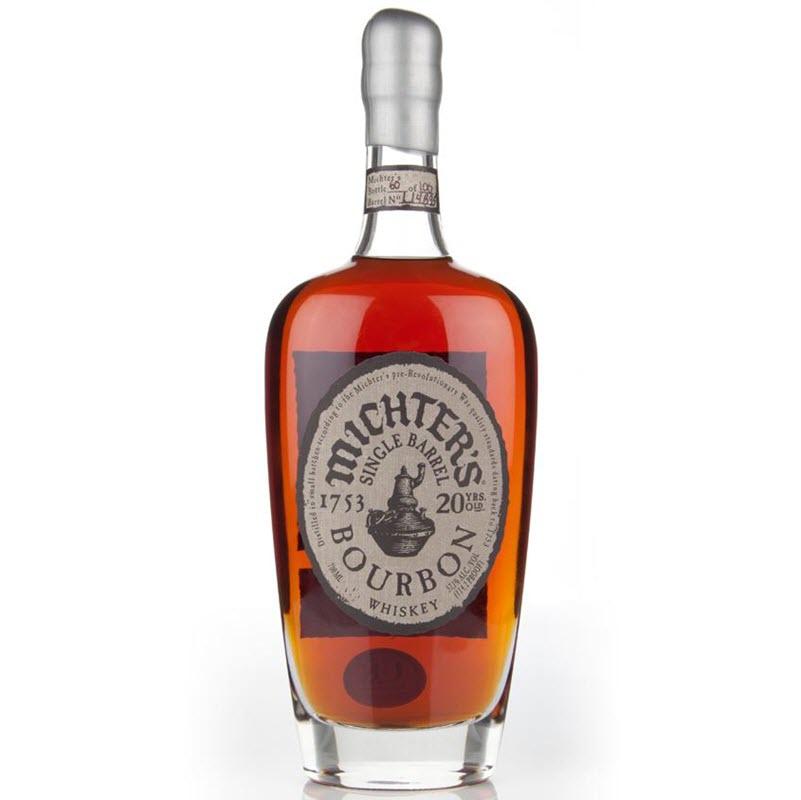 Michter's 20 YO Single Barrel Bourbon