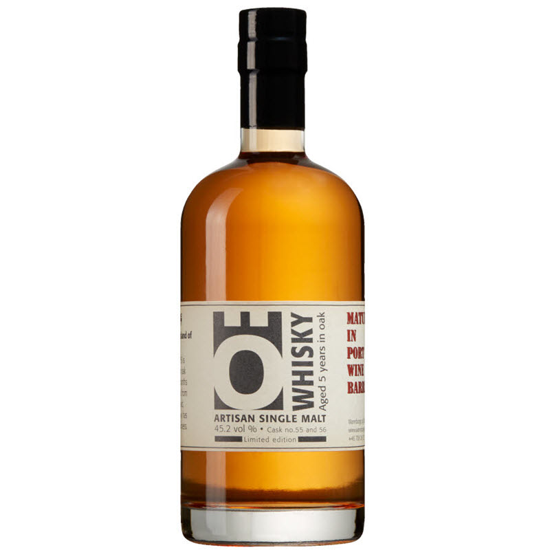Wannborga 5 YO Ö Whisky Artisan Single Malt