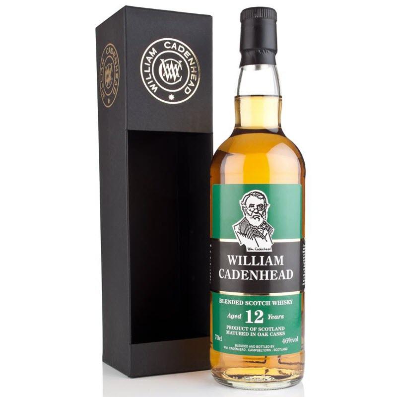 William Cadenhead 12 YO Blended Scotch - Sherry Cask