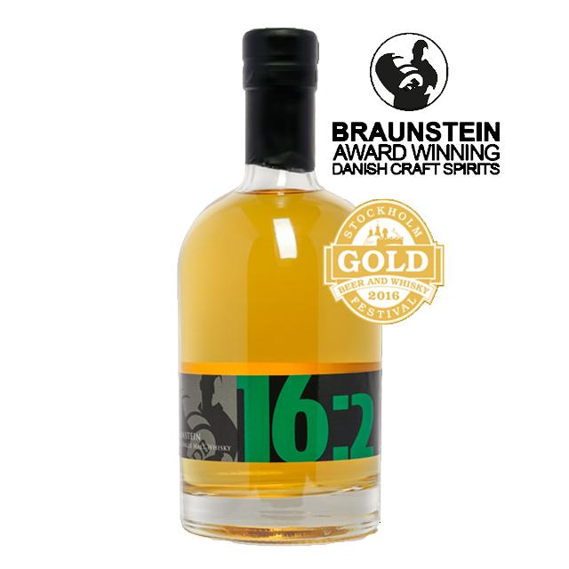 Nordic Whisky #142 - Braunstein 16:2