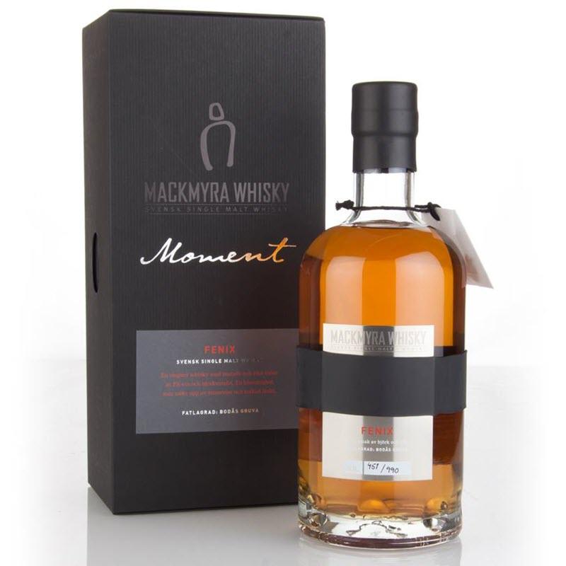 Nordic Whisky #153 - Mackmyra Moment Fenix (18)