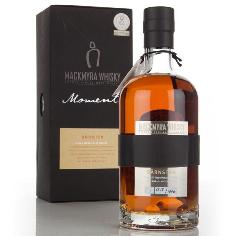 Nordic Whisky #149 - Mackmyra Moment Bärnsten (15)