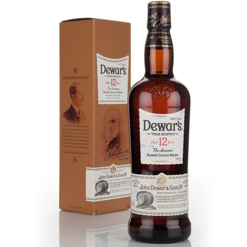 Dewar's 12 YO