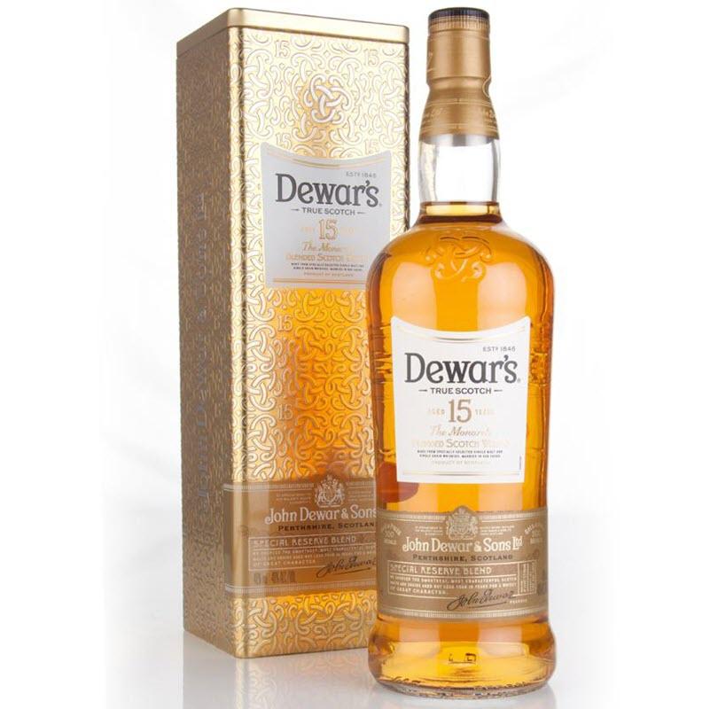 Dewar's 15 YO