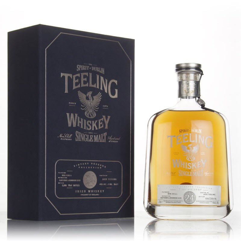 Teeling 24 YO Vintage Reserve Collection