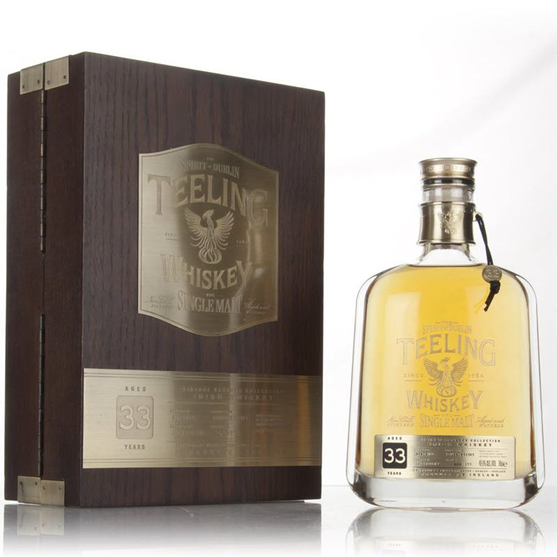 Teeling 33 YO Vintage Reserve Collection
