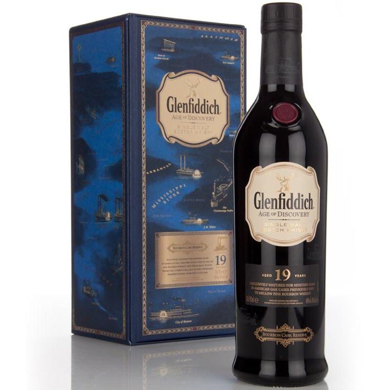 Glenfiddich 19 YO Age of Discovery Bourbon Cask