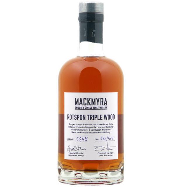 Nordic Whisky #166 - Mackmyra Rotspon Triple Wood