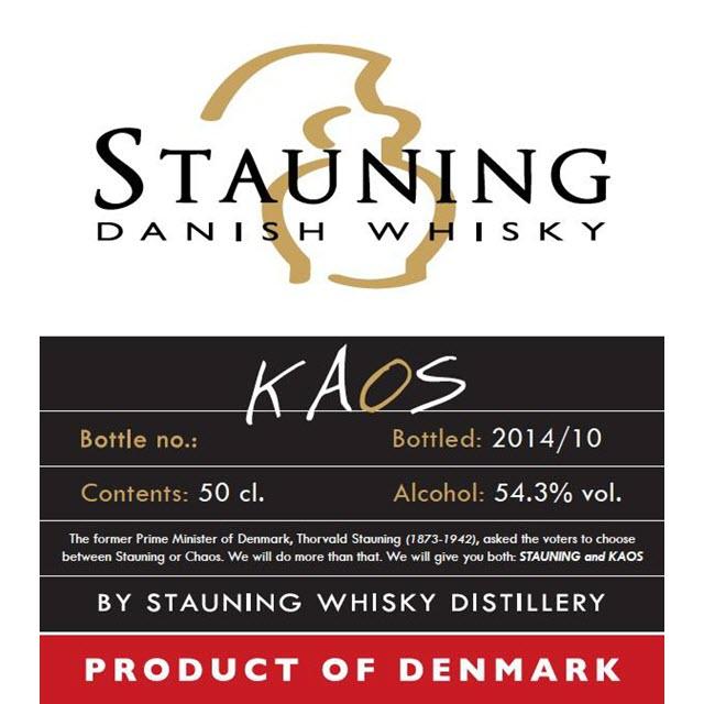 Nordic Whisky #171 - Stauning KAOS 2014