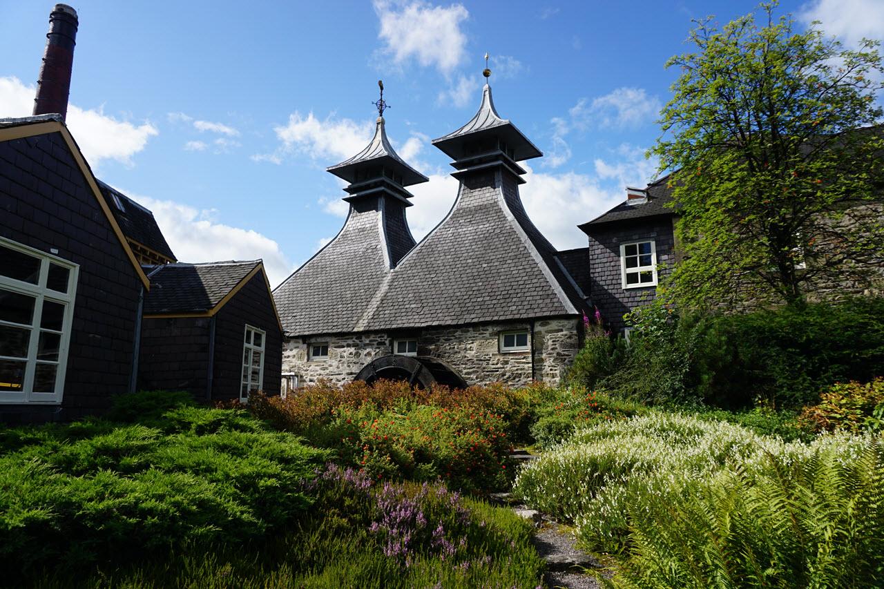 Visiting Strathisla - the distillery again