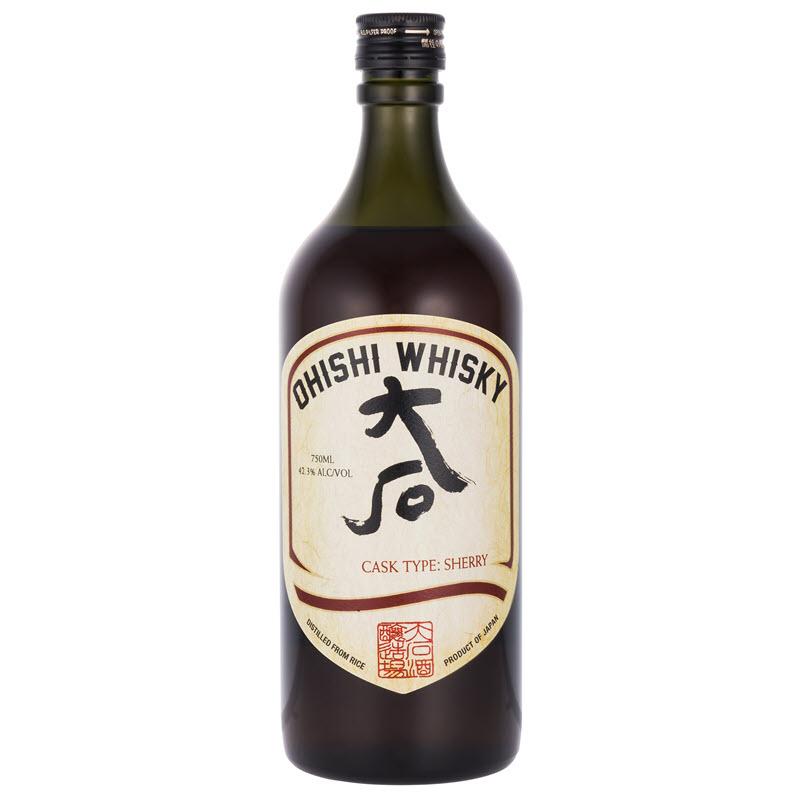 Ohishi Whisky Sherry
