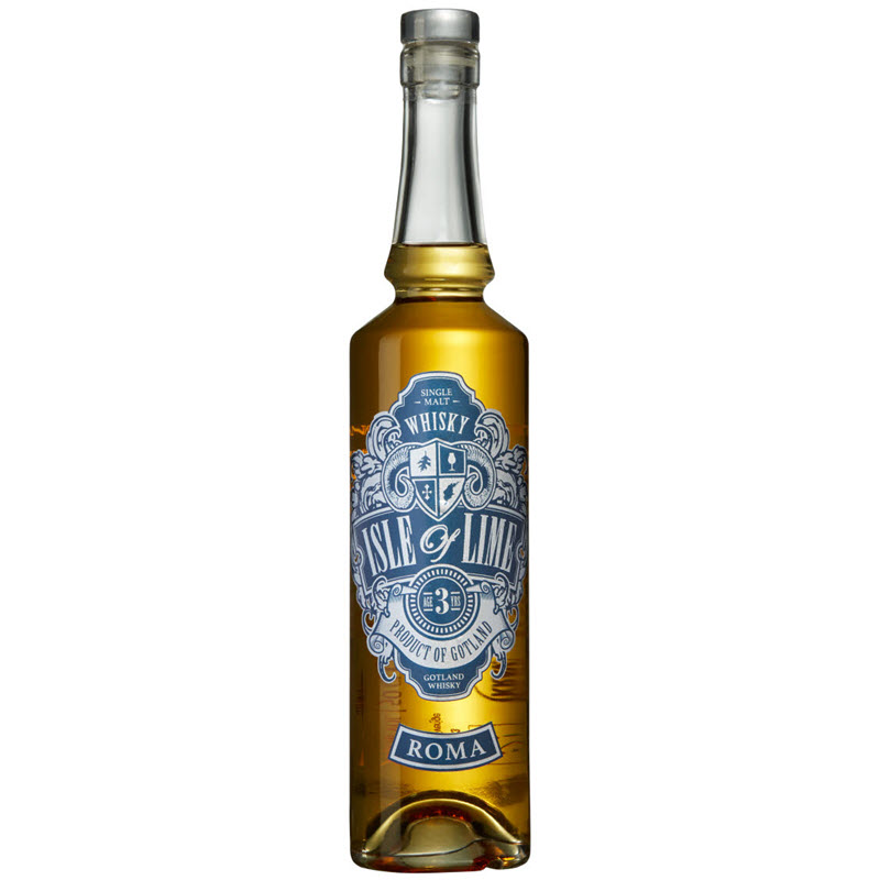 Nordic Whisky #174 - Isle of Lime Roma