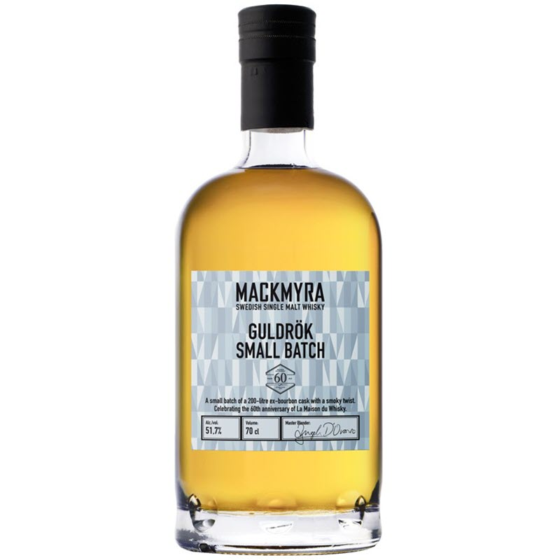 Mackmyra Guldrök Small Batch