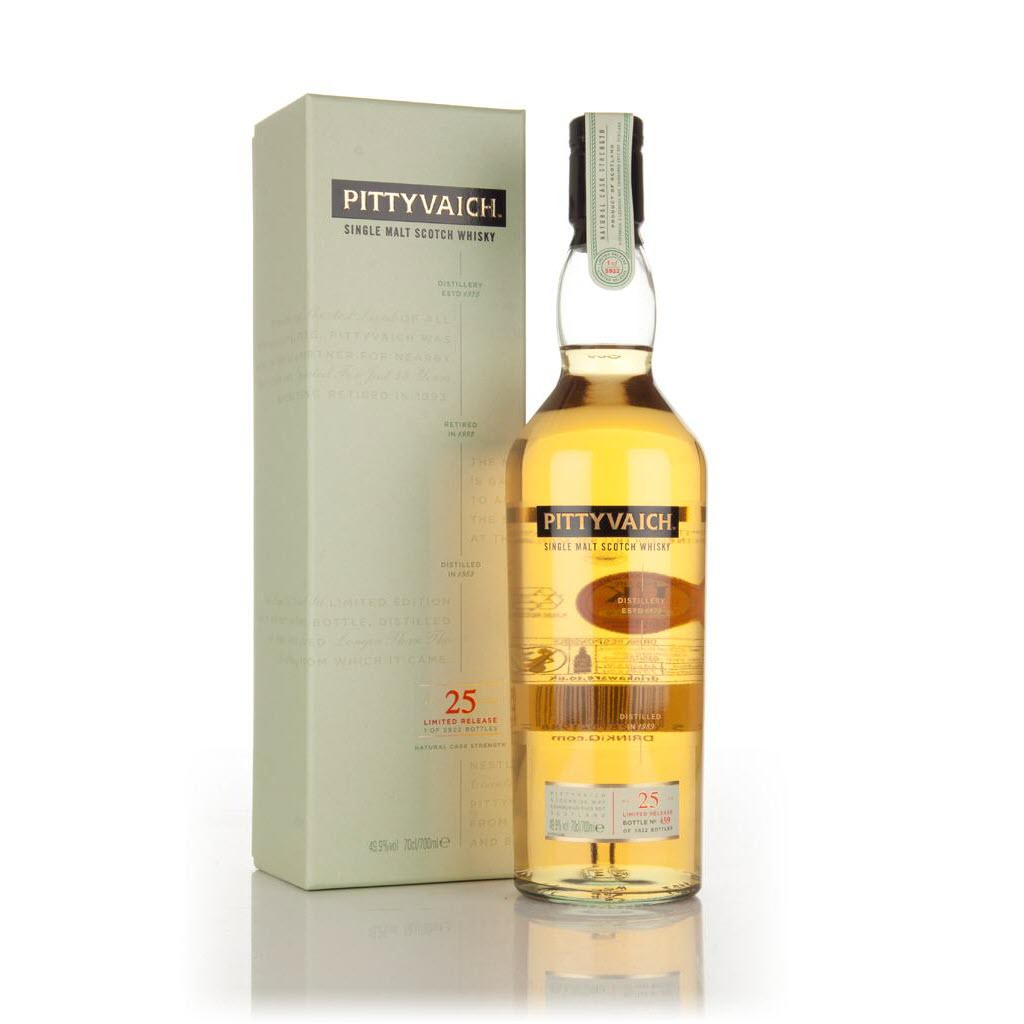 Pittyvaich 1989 25 YO (Special Releases 2015)