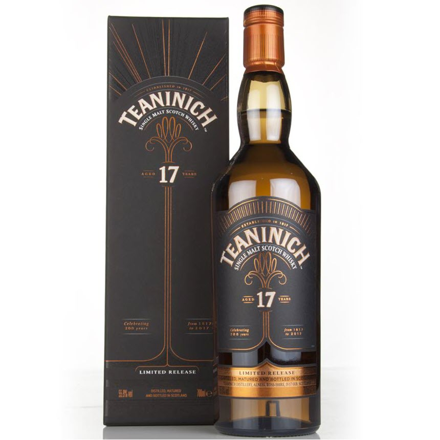 Teaninich 1999 17 YO (Special Releases 2017)
