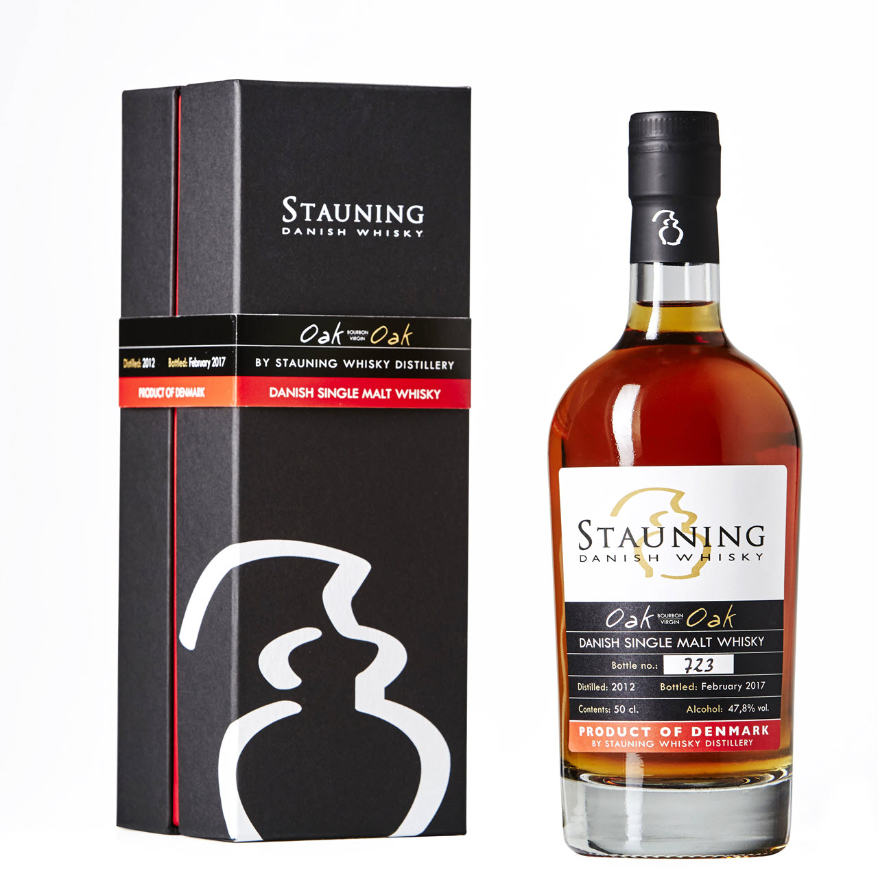 Nordic Whisky #180 - Stauning 2012 Oak Oak