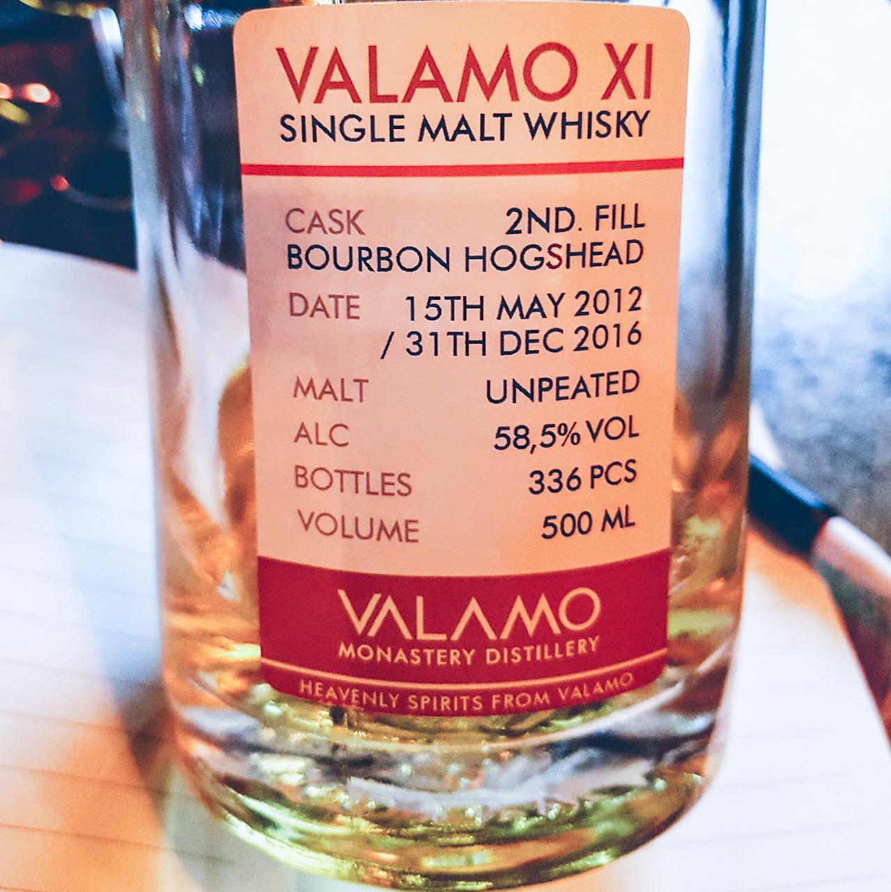 Nordic Whisky #182 - Valamo XI