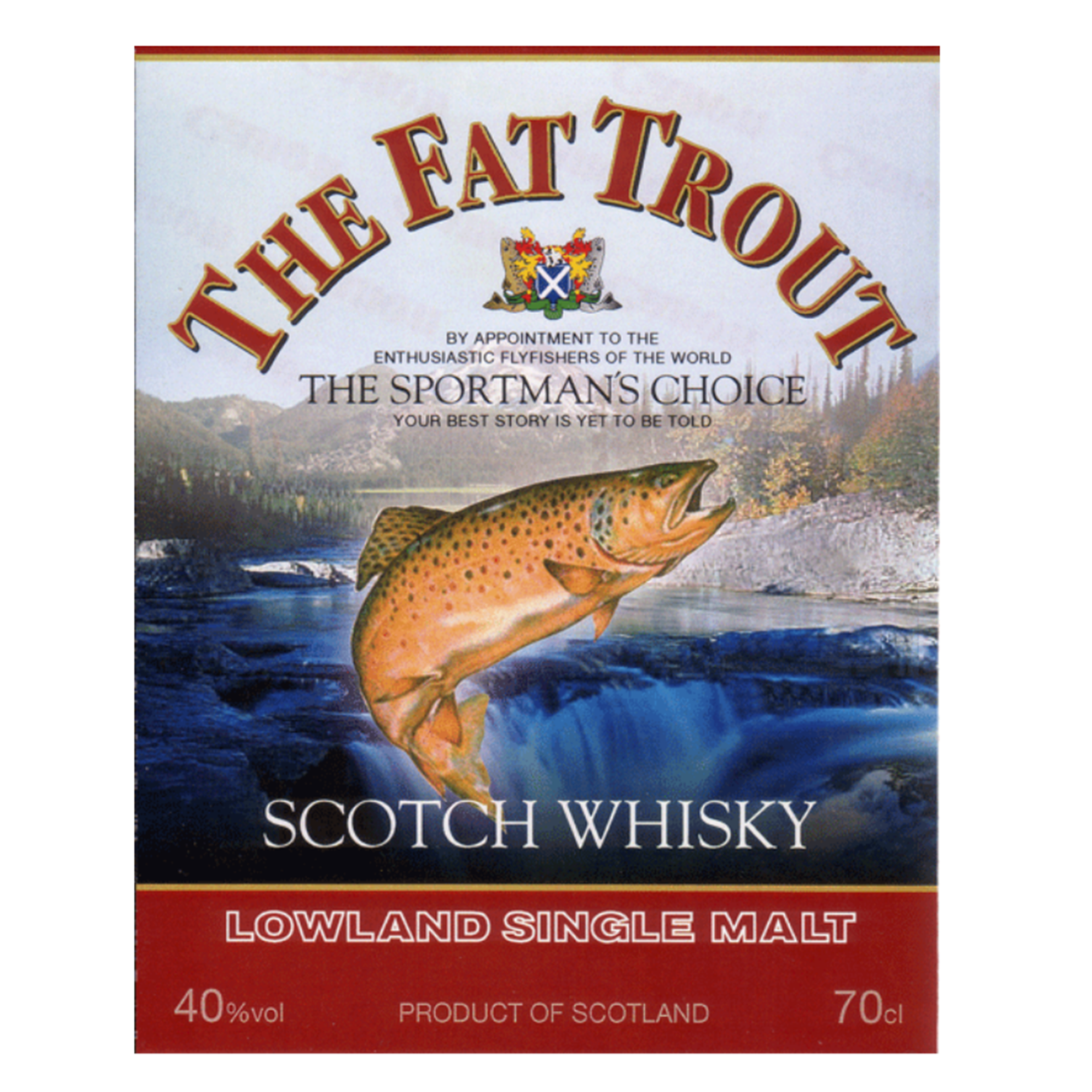 The Fat Trout 8 YO Lowland Single Malt