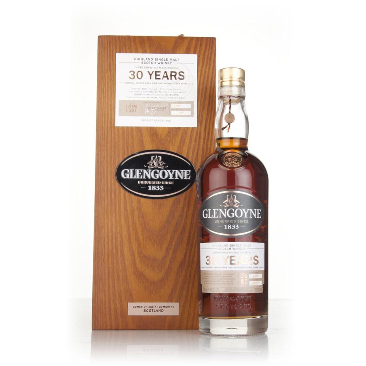 Glengoyne 30 YO