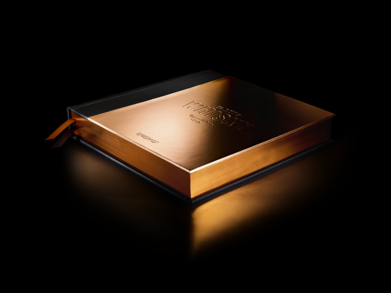 TheArt in Whisky - The Copper Edition