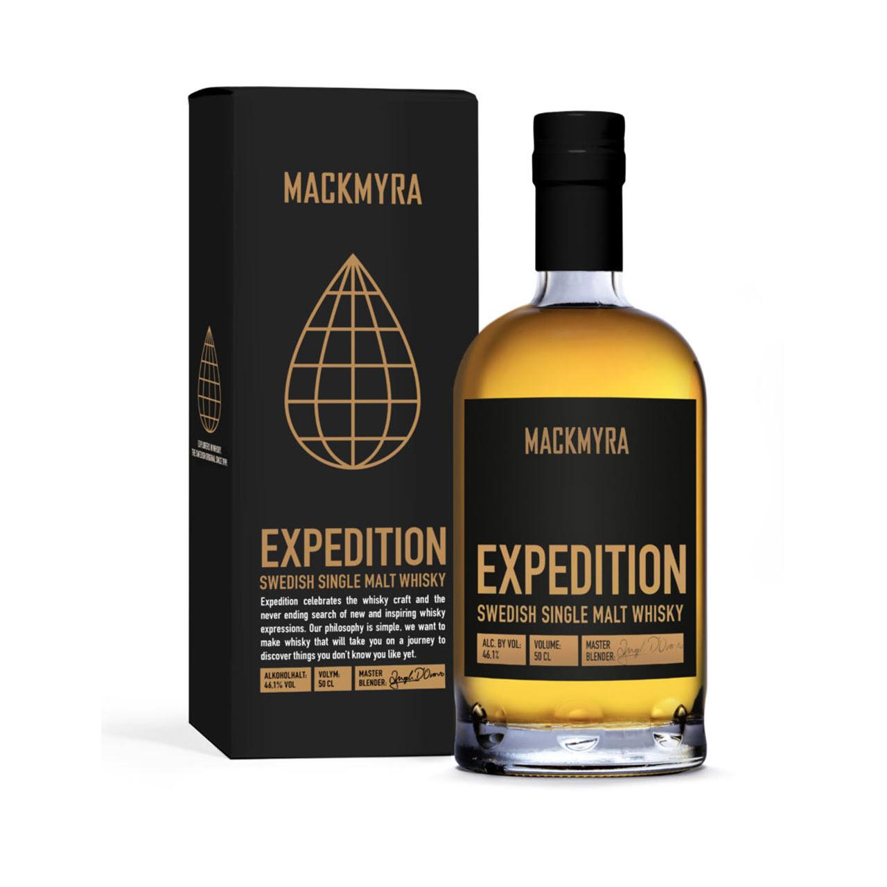Nordic whisky #188 - Mackmyra Expedition