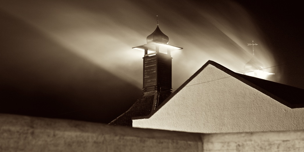 TheArt in Whisky - The pagodas of Bowmore