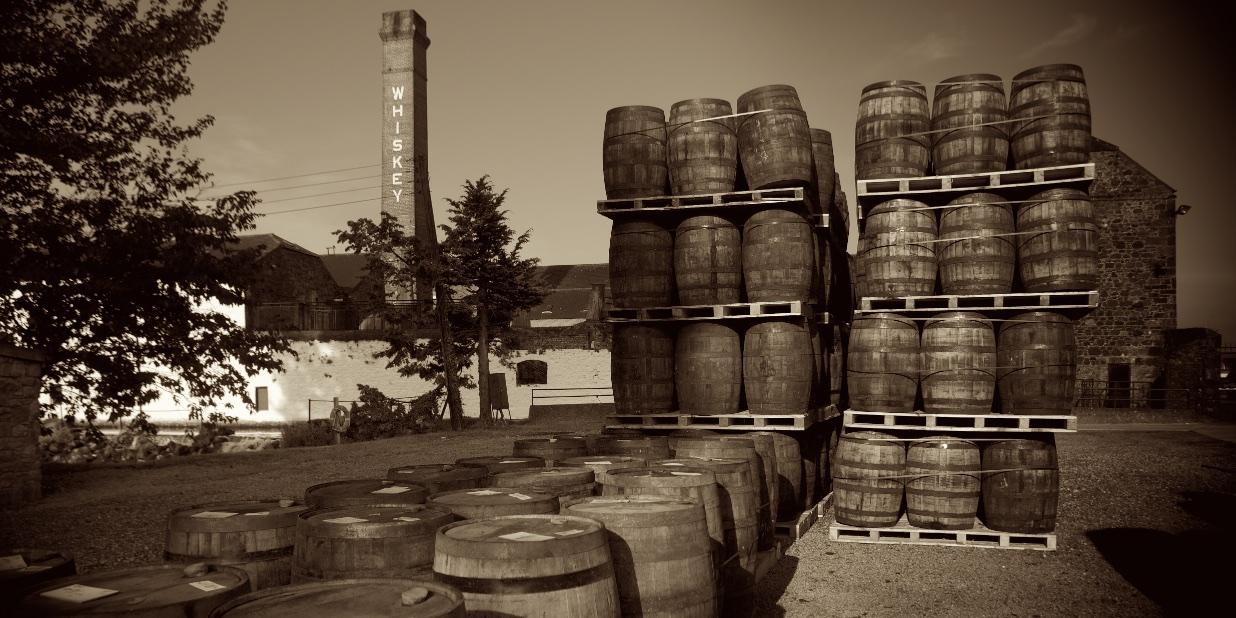 TheArt in Whisky - Kilbeggan Distillery