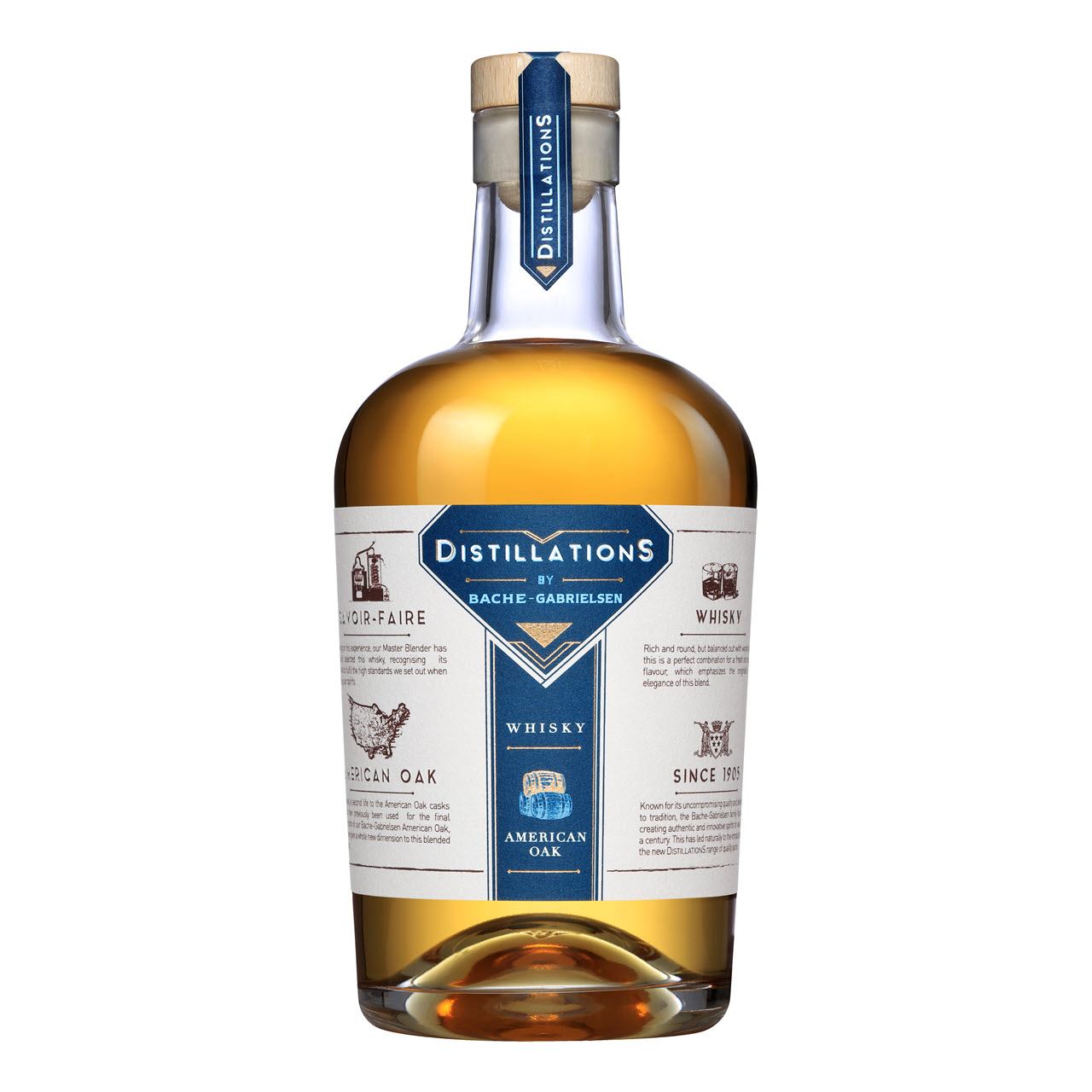 Distillations Whisky by Bache-Gabrielsen