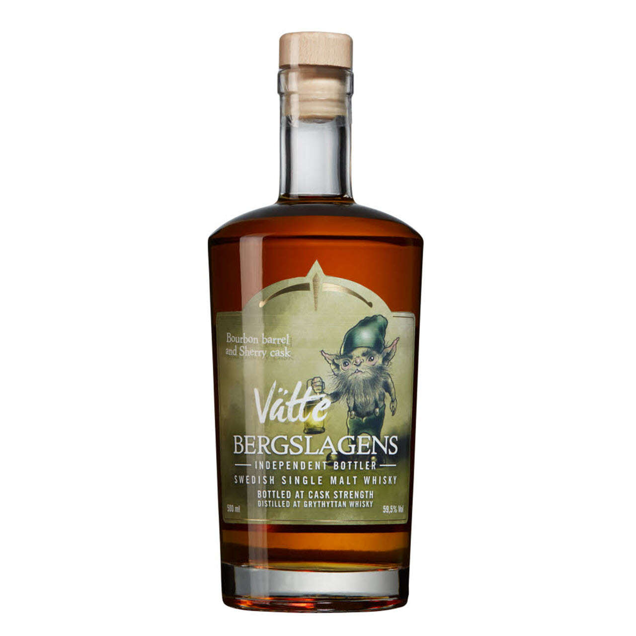 Nordic whisky #191 - Grythyttan Vätte
