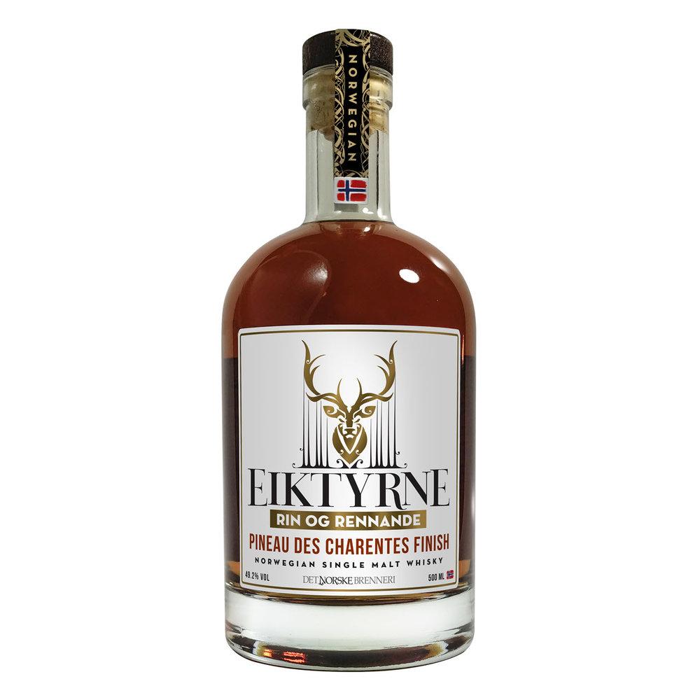 Nordic whisky #195 - Eiktyrne Rin og Rennande
