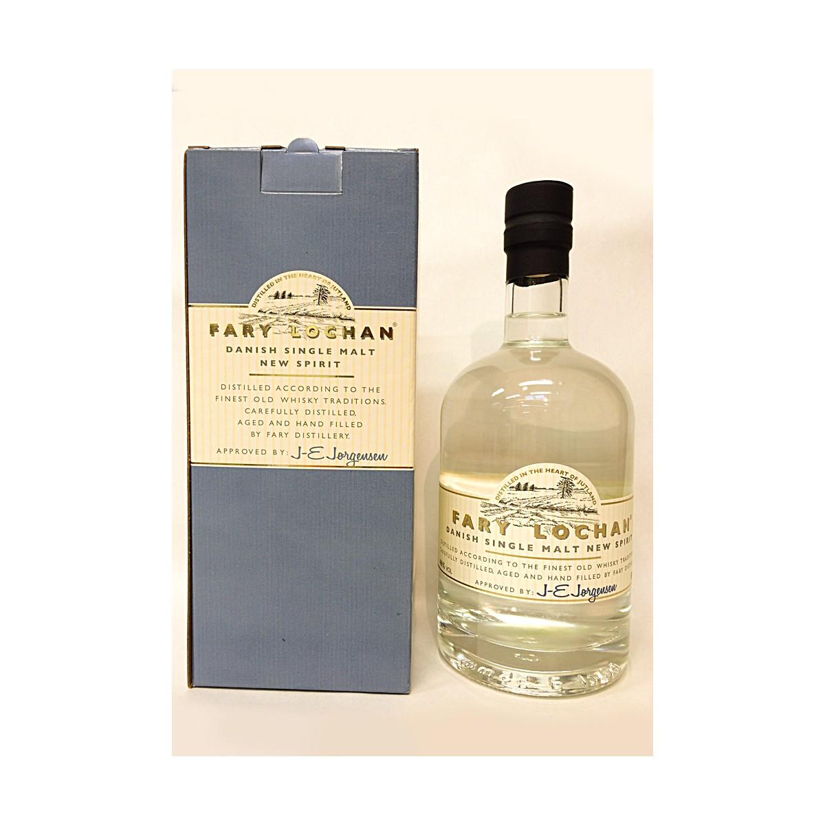 """Nordic whisky #192 - Fary Lochan New Spirit """"sommer"""""""