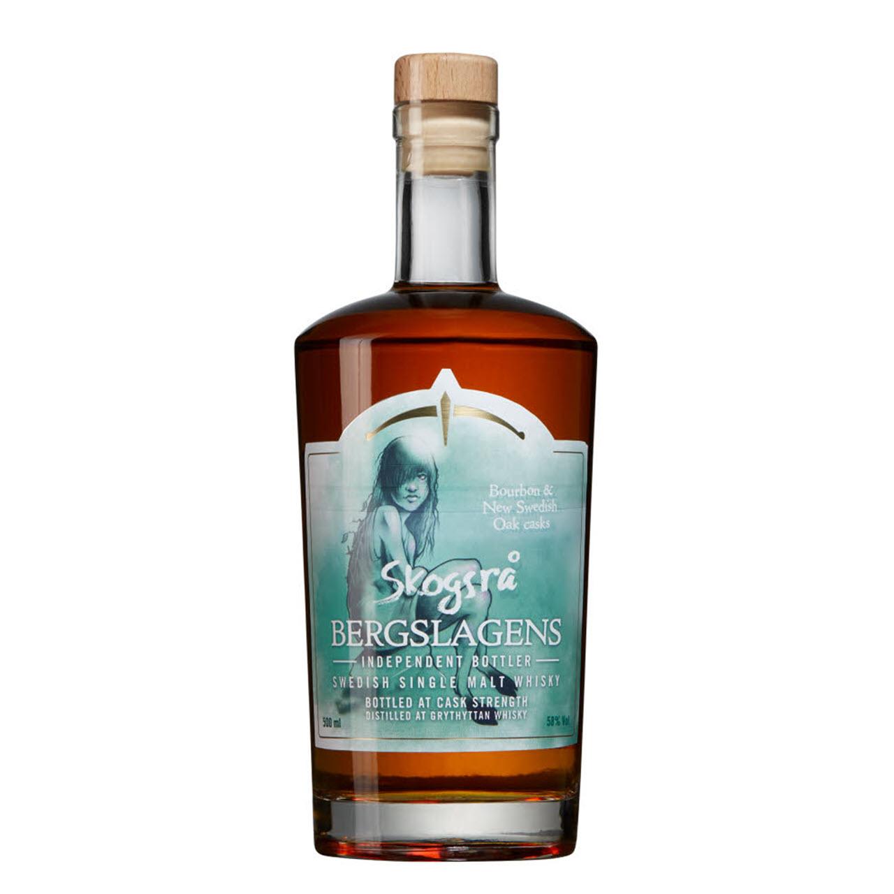 Nordic Whisky #194 - Grythyttan Skogsrå