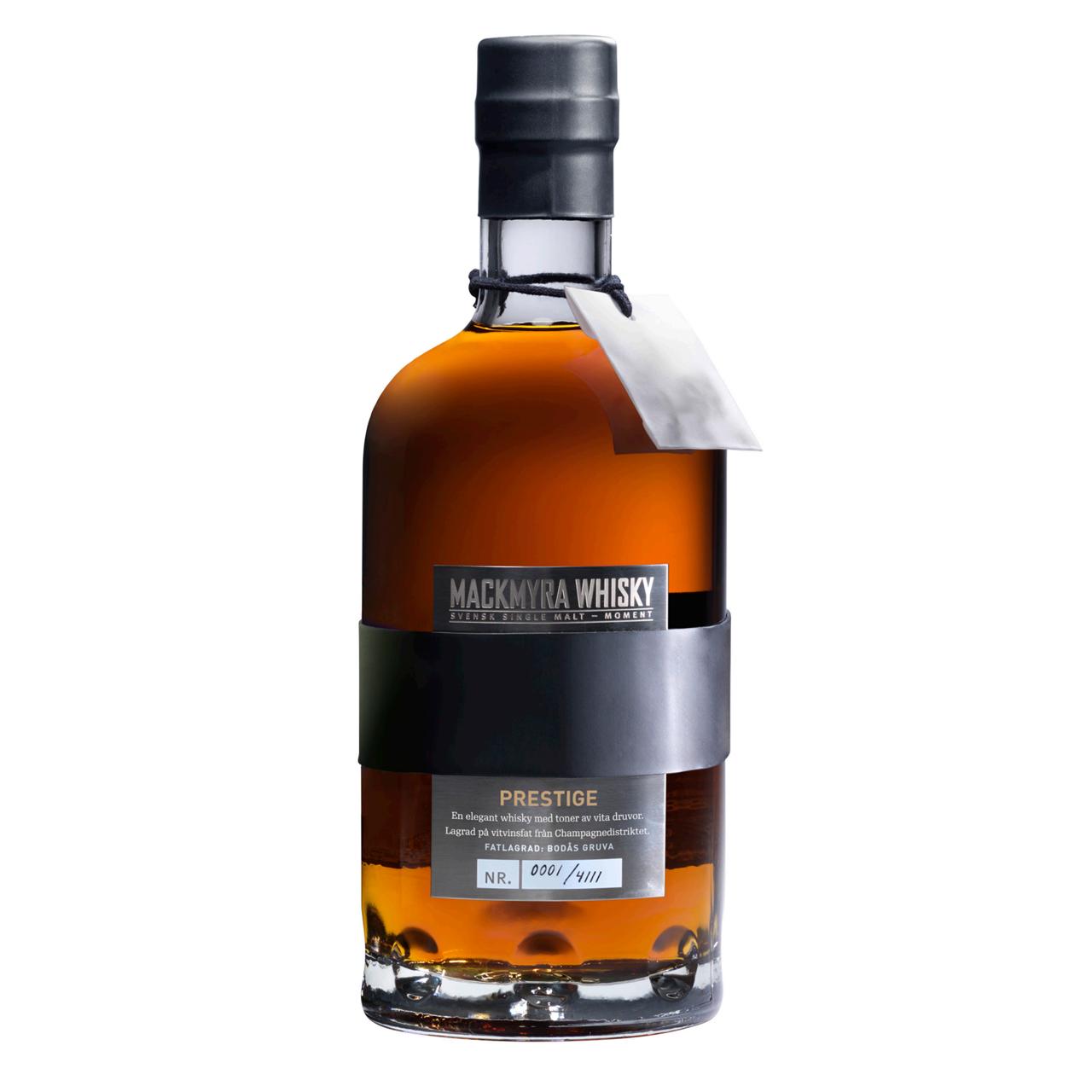 Nordic whisky #193 - Mackmyra Moment Prestige (24)