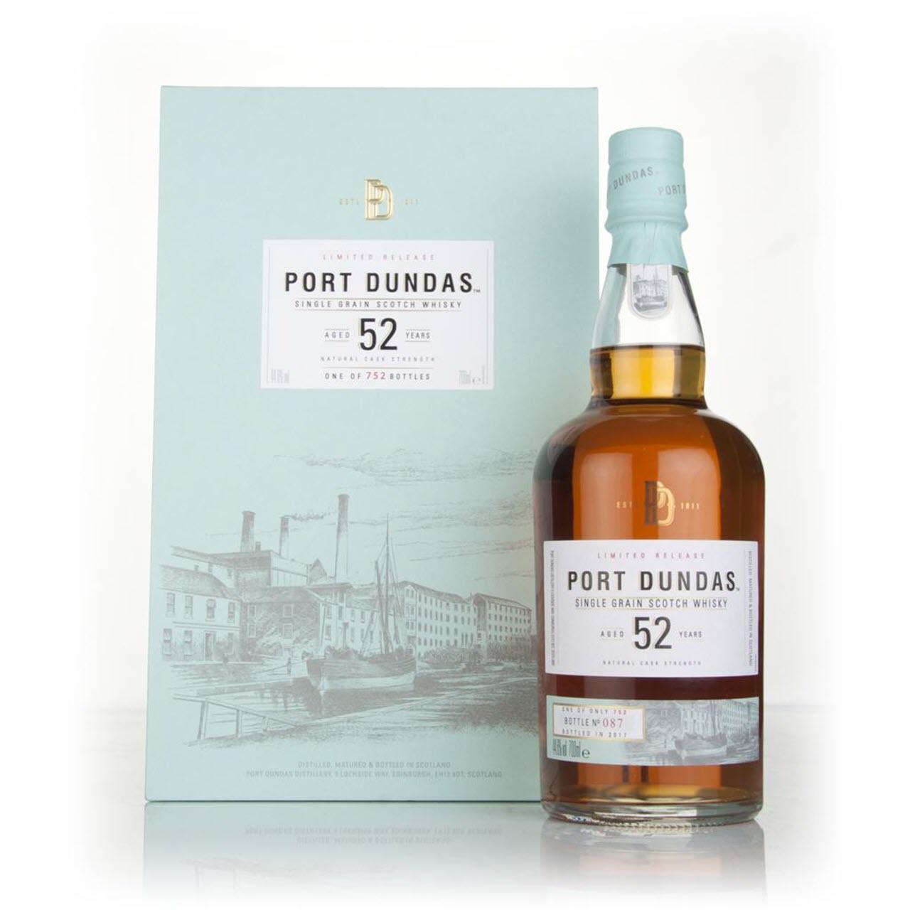 Port Dundas 1964 52 YO (Special Releases 2017)