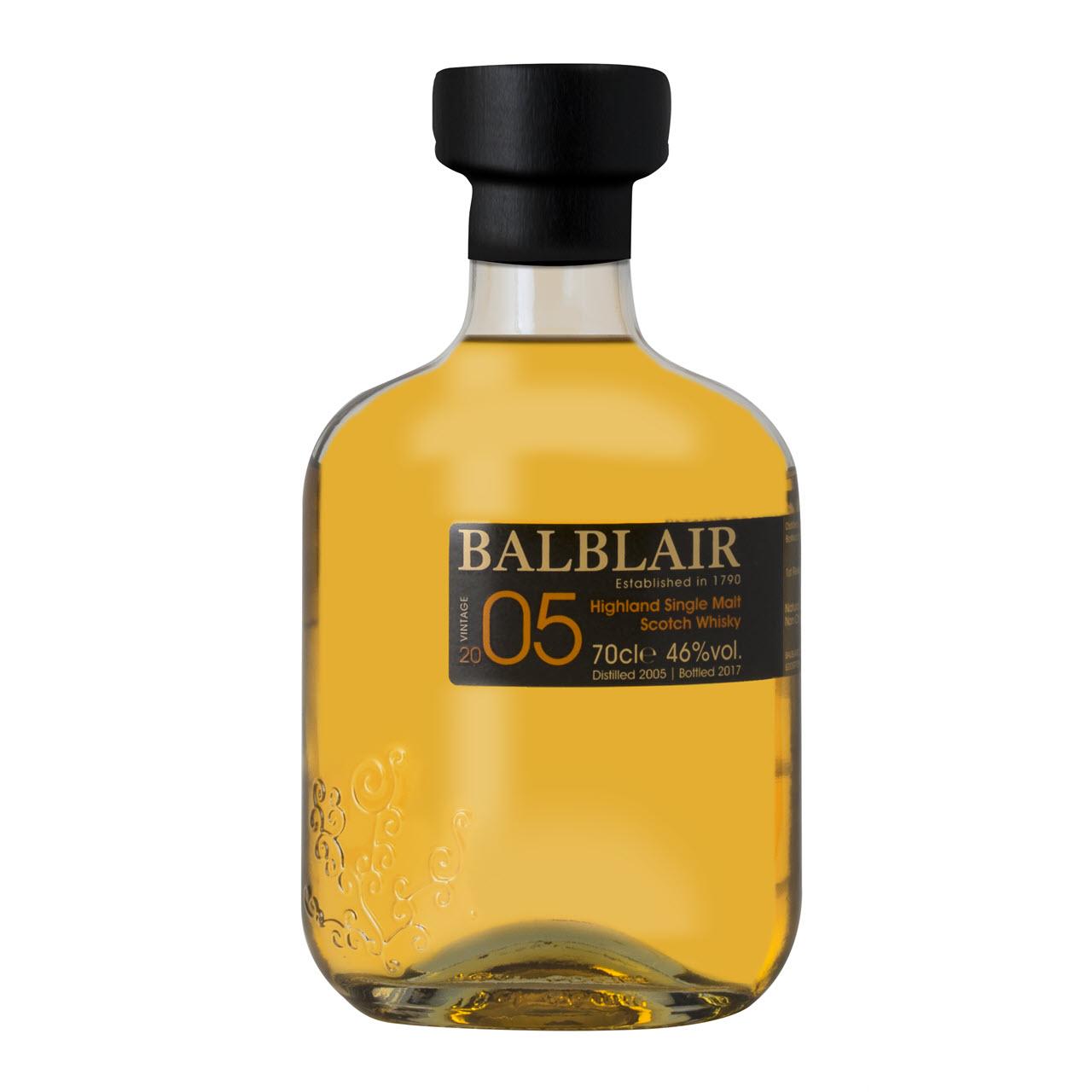 Balblair Vintage 2005 (2017)